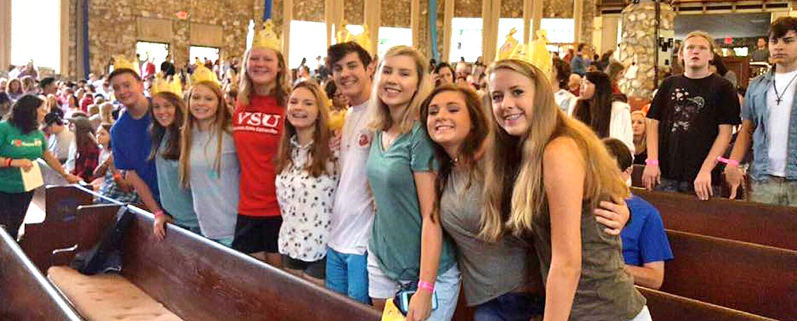 Youth at Montreat