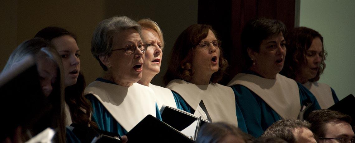 Easter Service at Heritage Presbyterian Church in Acworth, GA on Sunday April 5, 2015.